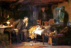 Fildes' The Doctor