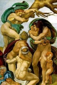 Michelangelo-The Flood