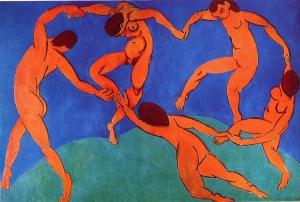 Matisse:  Danse II