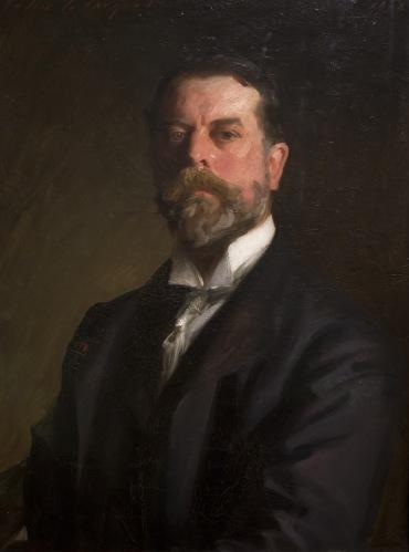 John Singer Sargent--Self-portrait, 1907