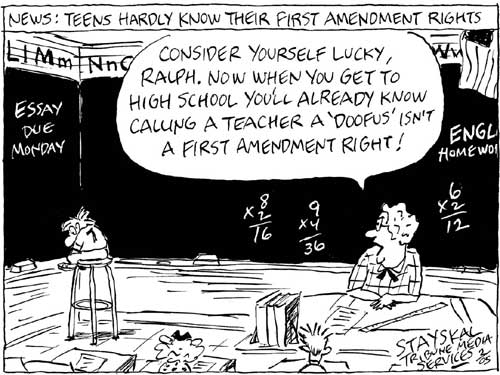 1st amendment 2