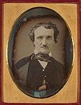Daguerrotype of E.A.Poe