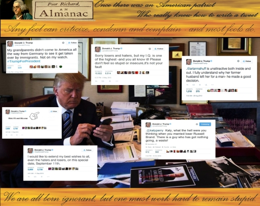 tweeting-trump