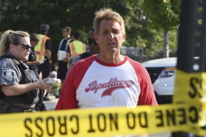 jeff flake police tape