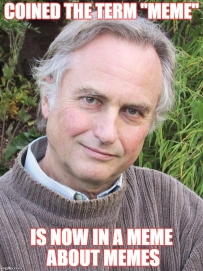 dawkins meme