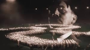 nazi torch parade