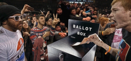 election not football