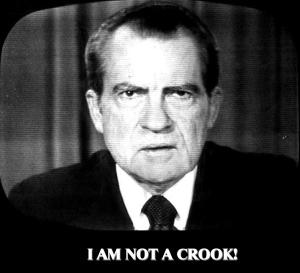 not a crook