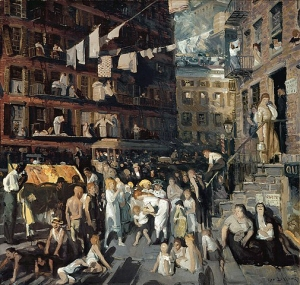 G.W.Bellows-Ashcan School